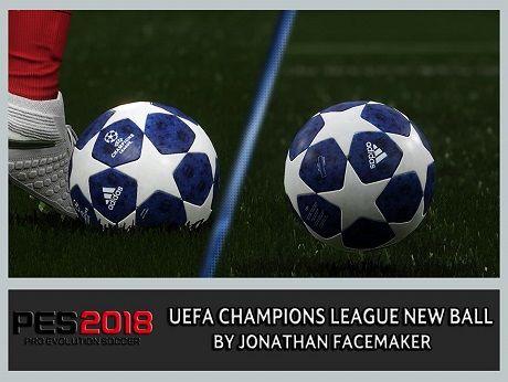 كرة دوري ابطال اوروبا محولة لبيس 2018