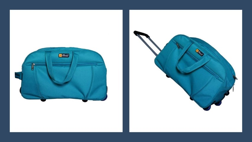 Inte Enterprises Travel Duffel Bag