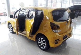 Mobil Baru Toyota Agya 2018