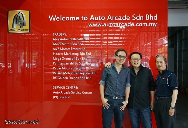 With the folks behind Auto Arcade Petaling Jaya