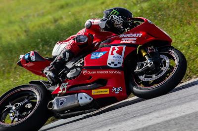 2η θέση και πιο κοντά στον Τίτλο η Ducati