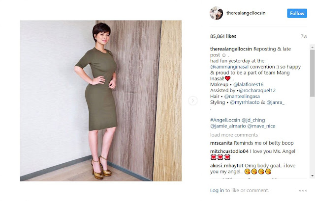 'Actually, marami nang nagtatanggol sa amin ngayon.' Is Jesssy Mendiola Brave Enough to Copy Angel Locsin's Instagram Posts?