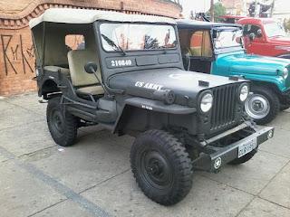 Jeep Exercito