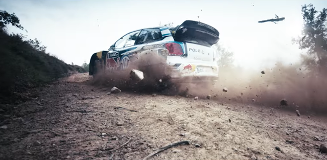 WRC 2016 - VW RALLYTHEWORLD SAGT DANKE | DER HIGH FOUR EPIC CLIP