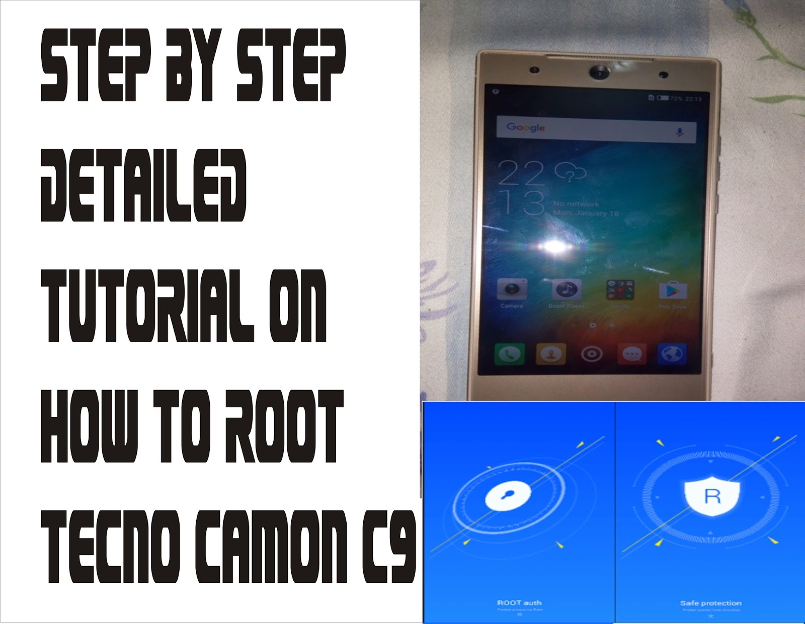 Tecno Camon Not Booting