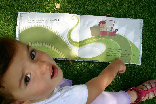 Libro infantil Érase una vez un niño comepalabras (educación emocional)