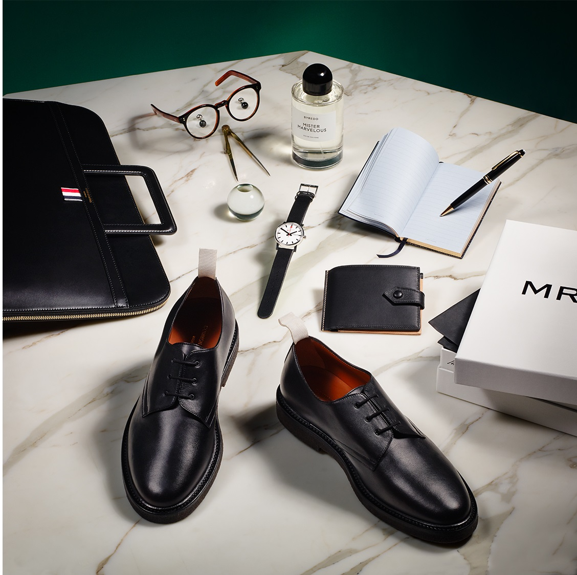 DELUXSHIONIST SHOP GIVING SEASON GUIDE 2015 MR.PORTER