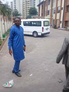Robbers Invade Kanu Nwankwo's Lagos Home,Cart Away Properties and Medals