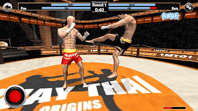 Muay Thai Fighting Origins v1.0.3 Mod Apk (Unlimited Money)1