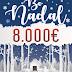 ZONA ABERTA 'Bo Nadal' 8000€ en vales de compra. Comercio do Salnés | dic