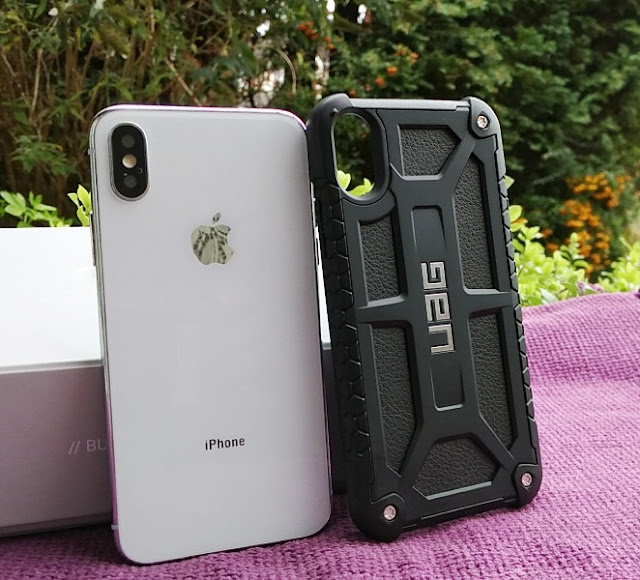 new arrivals a5a85 253bf Urban Armor Gear iPhone XR XS X Cases Plyo Plasma Monarch Series ...