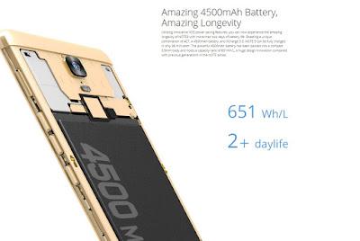 Harga Infinix Note 3 Pro X601 LTE