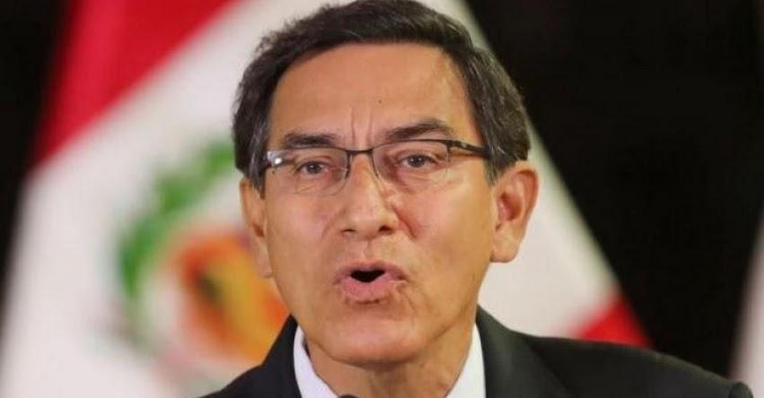 MINSA desmiente noticias que Presidente Vizcarra haya dado positivo por coronavirus
