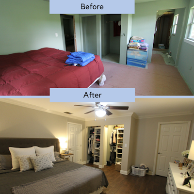 remodel, makeover, before and after