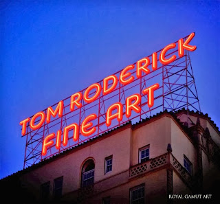 Tom Roderick Fine Art Boulder Colorado