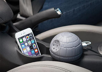 Starwars Themed USB Car Recharger