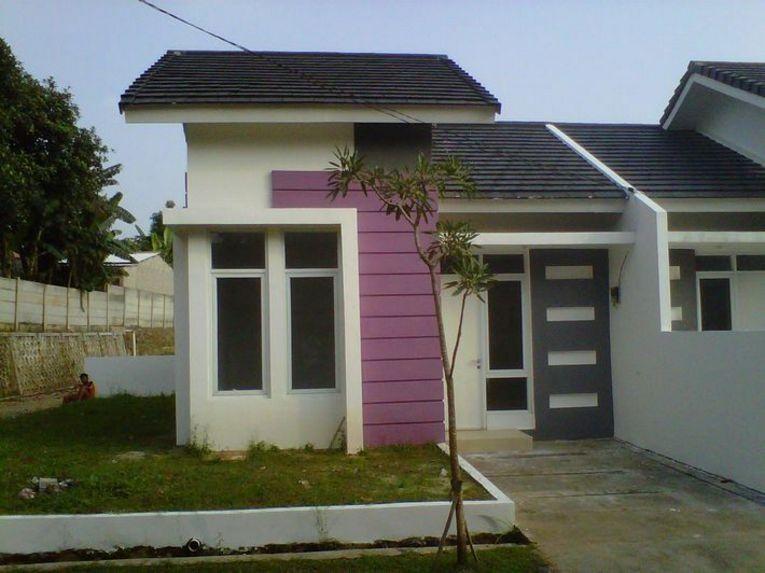 contoh desain rumah btn 4