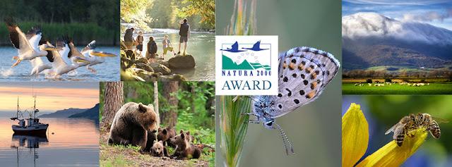 Δύο έργα από την Ελλάδα είναι ανάμεσα στους νικητές των ευρωπαϊκών βραβείων Natura 2000 για το 2018