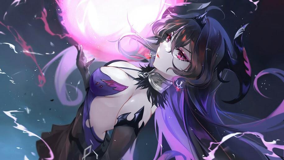 Anime, Girl, Epic Seven, Tenebria, 4K, #6.2363