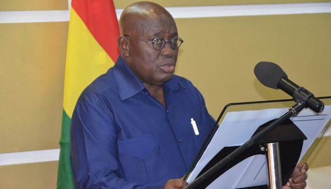Prez Akufo-Addo's 2nd Ministerial List Out