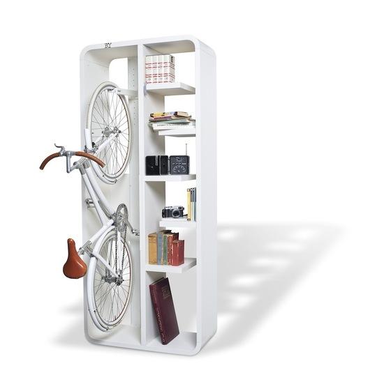 Coloca la Bicicleta en el Salon de tu Casa