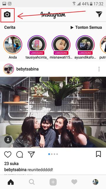 Cara Menambahkan Link Atau Swipe UP Di Instagram Story