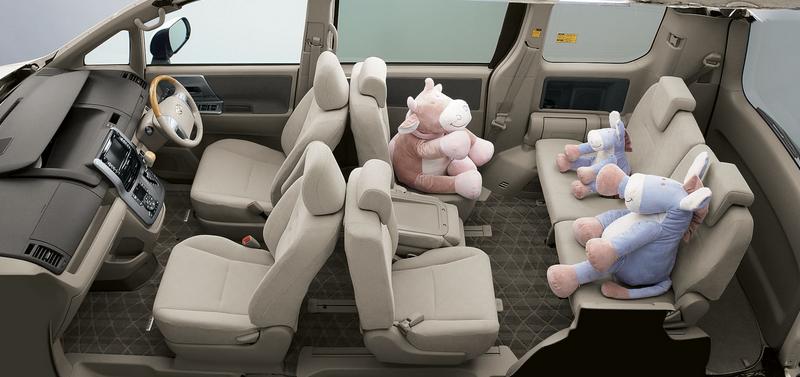 mobil nyaman untuk keluarga