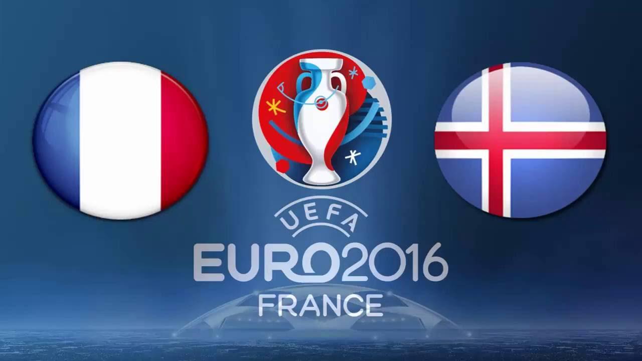 Urmariti meciul Franţa - Islanda Live pe DolceSport 1 si ProTV