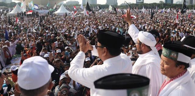 PPP Pastikan yang Tidak Datang ke Reuni 212 Dukung Jokowi, Beberkan Fakta-fakta Ini