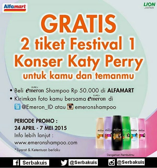 Show Your Light With Emeron Win 100 Ticket Katy Perry