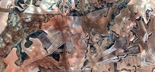 fotografía aérea, surrealismo abstracto,