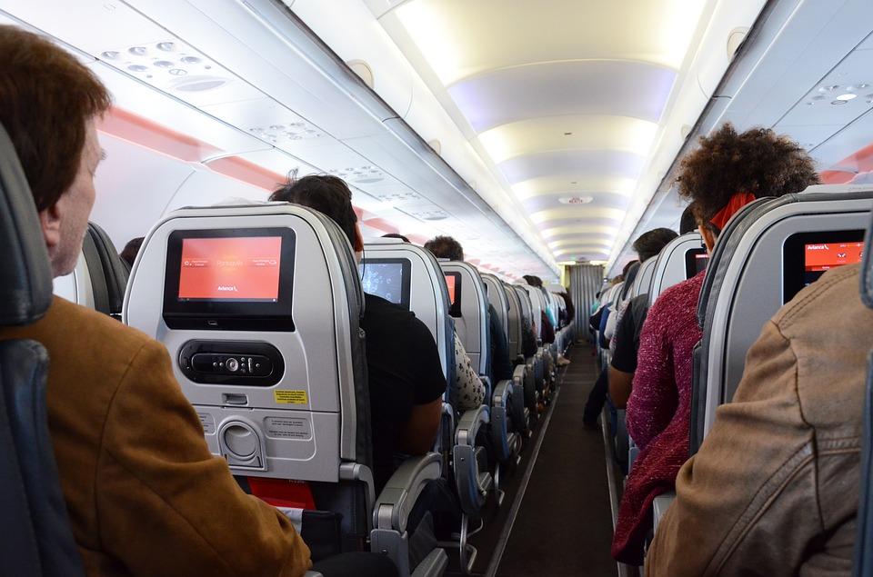 dicas para vencer o medo voar de avião