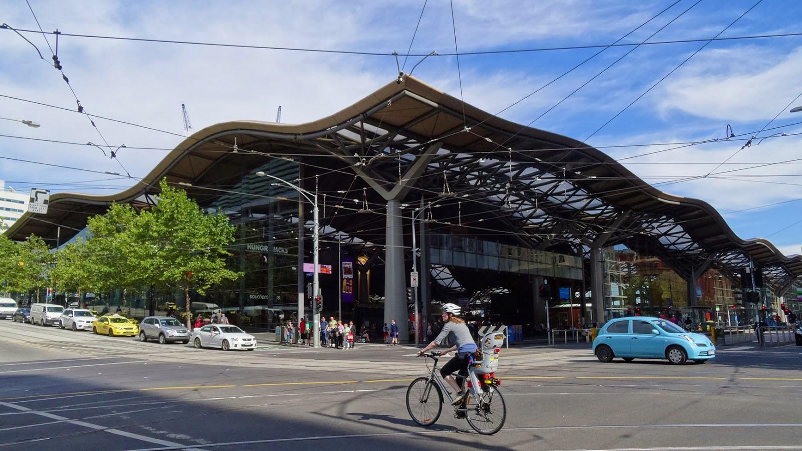 southern cross station - photo #36