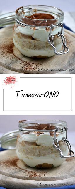 Tiramisu-Ono | Haferflocken | Frühstück | Rezept | Overnight Oats | Weight Watchers