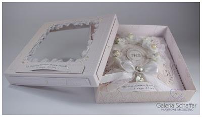 pamiątka chrztukomuni ślubu nietypowy prezent galanteria papierowa producent kartek extra