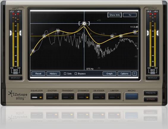 CoreAudio TeaM: iZotope Alloy 1 0 1 VST AS RTAS MAS AU MacOSX UB