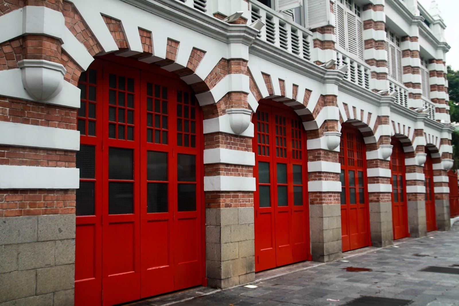 Heritage building singapore