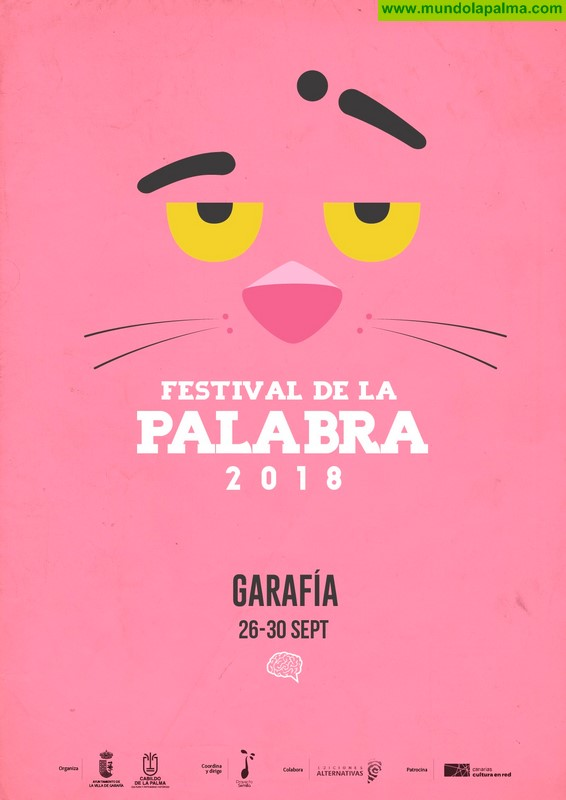 El Festival de la Palabra presenta una amplia oferta cultural en Garafía con el humor y la comedia como protagonistas