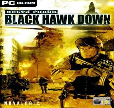 لعبة delta force black hawk down من ميديا فاير