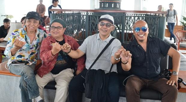 Konser untuk Palu & Lombok, MBWL Tampilkan Doel Sumbang Saparakanca