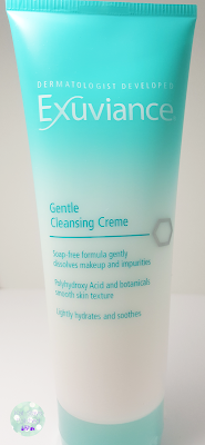 Exuviance Gentle Cleansing Creme | Kat Stays Polished