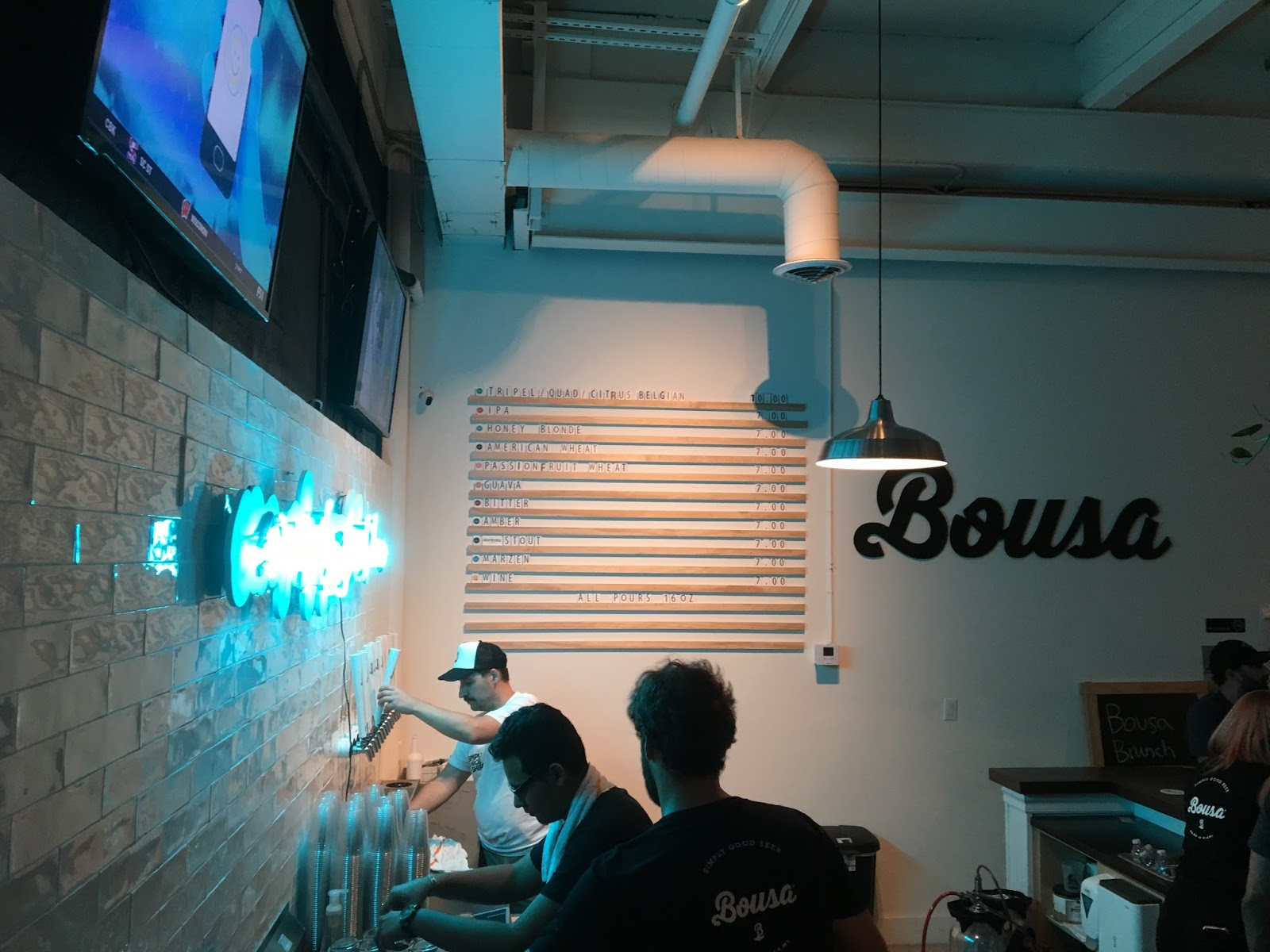 83f1aded1c1 Daily Beer Review  Bousa Brewing Grand Opening
