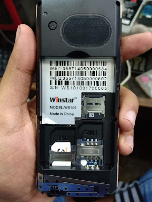 Winstar Ws101 Flash File Without Password