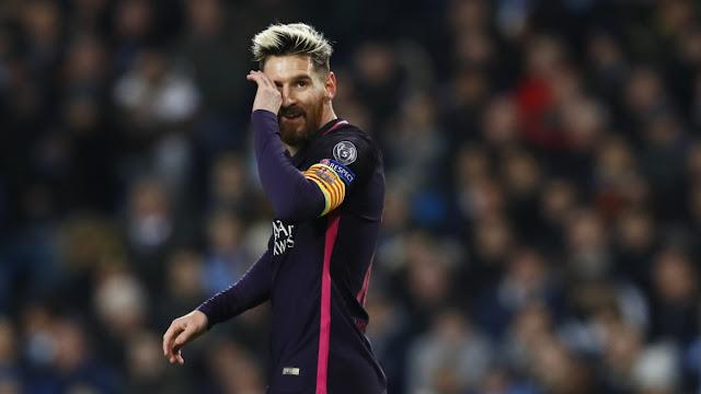 Manchester City Menawarkan 3 Kali Gaji Lionel Messi Dari Barcelona Jika Setuju Pindah