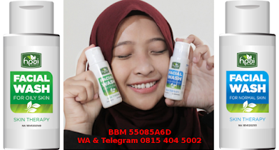 FACIAL WASH OILY SKIN HPA INDONESIA