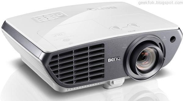 BenQ HT4050 3D DLP Projector