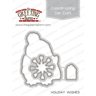 The Greeting Farm s Stamp Feature - Holiday Wishes AND SSS Stamptember Stamp set - Pumpkin Spice it Up