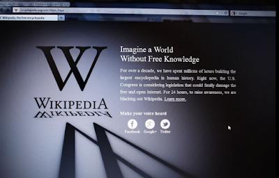 Pemerintah Turki Blokir Akses Wikipedia