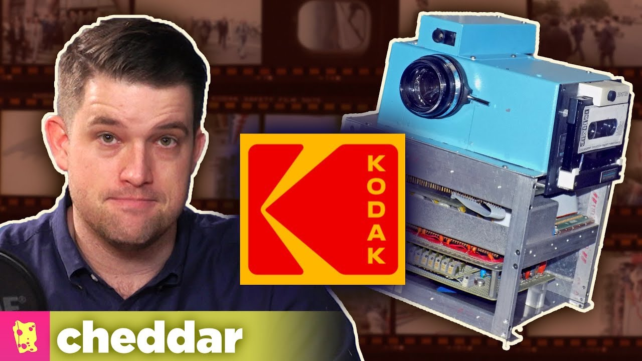Why Kodak Willingly Ignored the Future of Photography