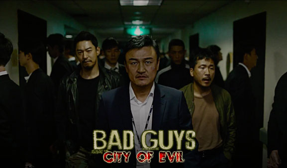 Drama Korea Bad Guys : City of Evil